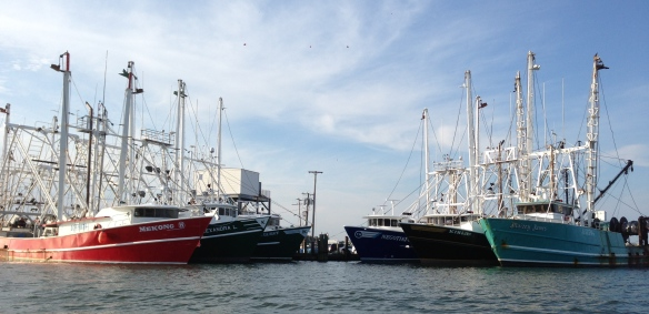 Fishing Boats Cape May