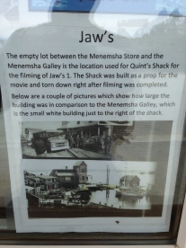 Jaws sign
