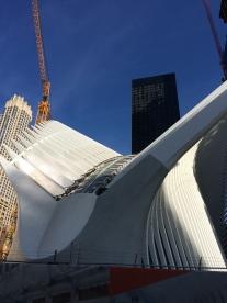 New WTC transit hub