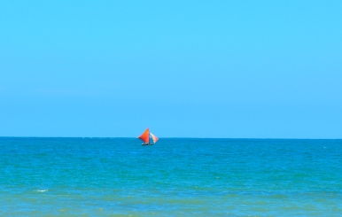 Fisherman's sailboats