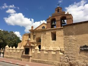 Basilica Catedral Santa Maria la Menor, the oldest cathedral in the Americas