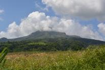 Yep, we hiked that volcano