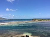 St Martin beach (French side)