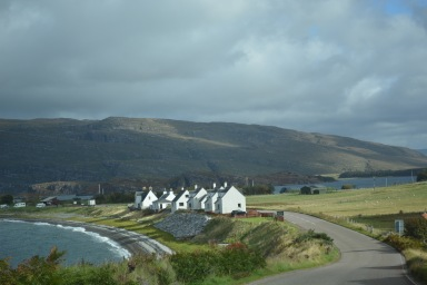 seaside village of Ullapool