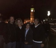 Delightful visit from Susan & Andoni in London