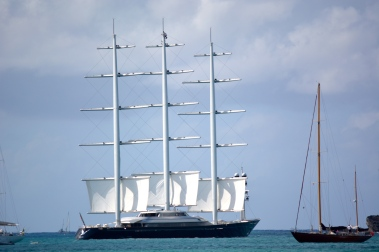 The 289′ Maltese Falcon