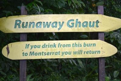 Runaway Ghaut (pronounced guts)