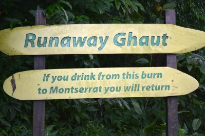 Runaway Ghaut (pronounced guts)
