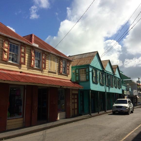 Streets of St John's