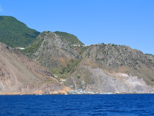 The less than green side of Saba
