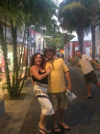 Mean streets of Gustavia, St Barts